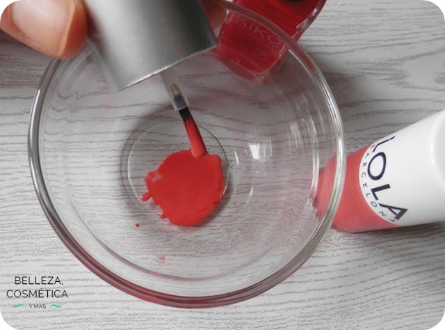 Crear nuestro esmalte de uñas