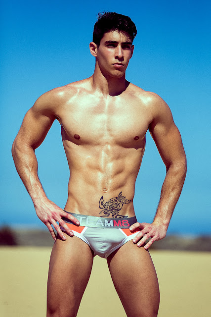 Jorge Betes by Adrian C Martin for teamm8