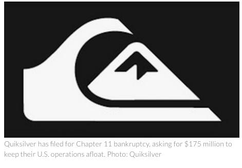 Como una de las primeras marcas en surgir, Quiksilver es un bastión de la  industria del surf corporativa. Fueron pioneros en los boardshorts de  velcro y ... 959cf07020