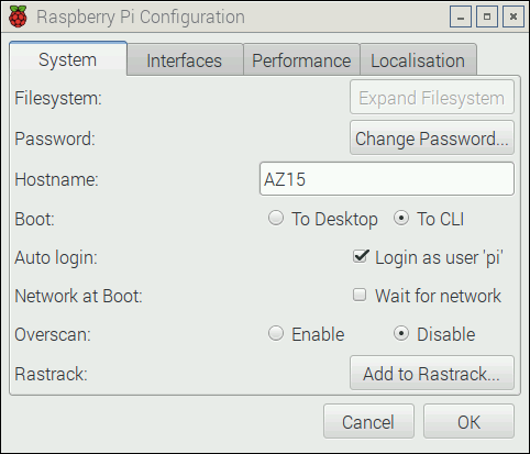 ZX81 Kiosk Mode for Raspberry Pi / AZ15 (Part 2) | ZX81 Keyboard