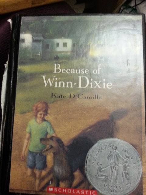 Rachael 39 S English Worksheets Because Of Winn Dixie Chapter 1