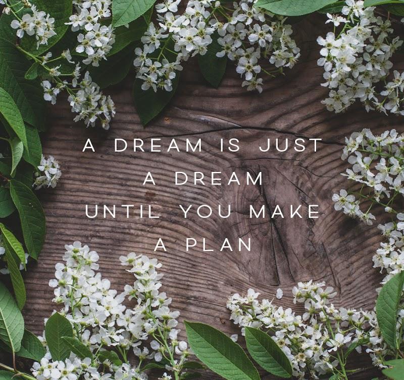 Unelmasta tavoitteeksi, tavoitteesta todeksi