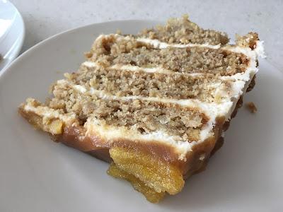 Hummingbird Cake Gluten Free