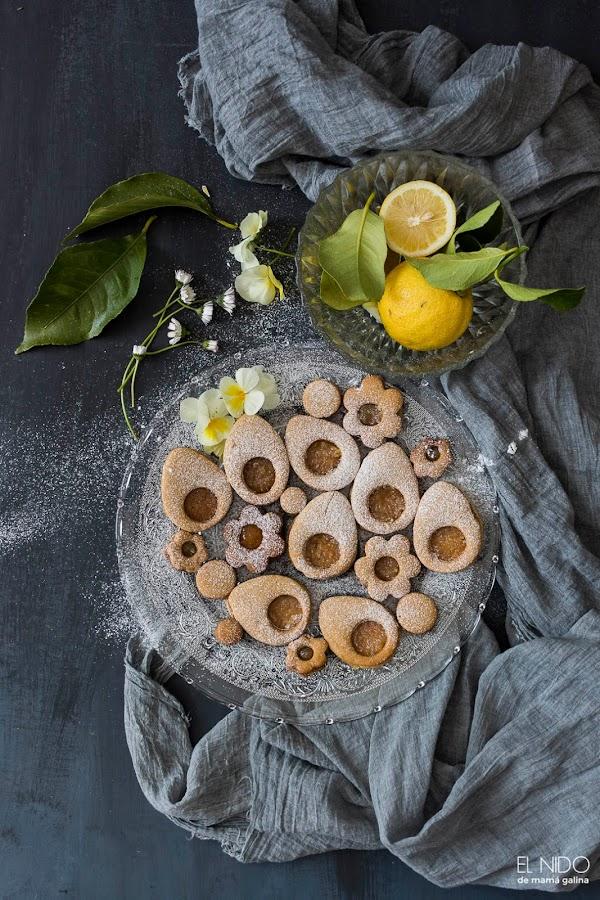 lemon and honey cookies