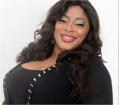 Actress Ayo Adesanya, introduces her new boyfriend, warns girls to keep off (photo)