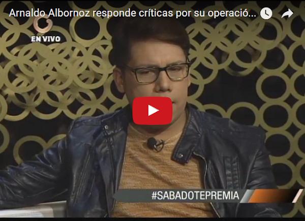 Asesinaron al animador de la bomba Arnaldo Albornoz en un atraco