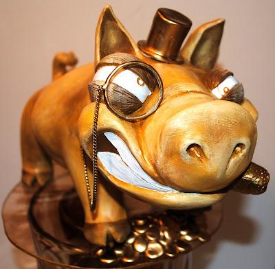Výsledek obrázku pro GOLDEN PIG