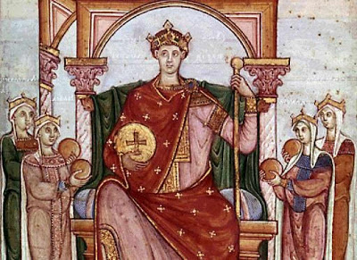 Othon I realizou a dura tarefa de reunir os povos germanos dispersos