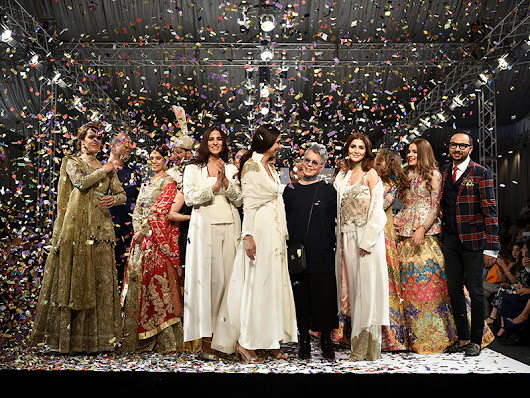 Fashion Pakistan Week 2018 Spring/Summer Designers List Revealed - Fashion Style