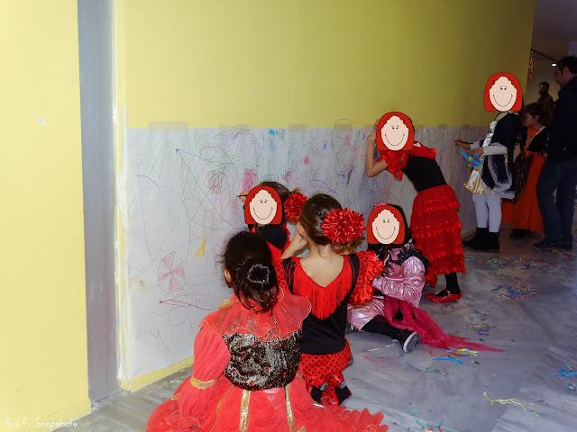 Αποκριάτικο ξεφάντωμα στο Παιδικό Μουσείο Θεσσαλονίκης