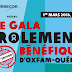 Gala drôlement bénéfique d'Oxfam-Québec