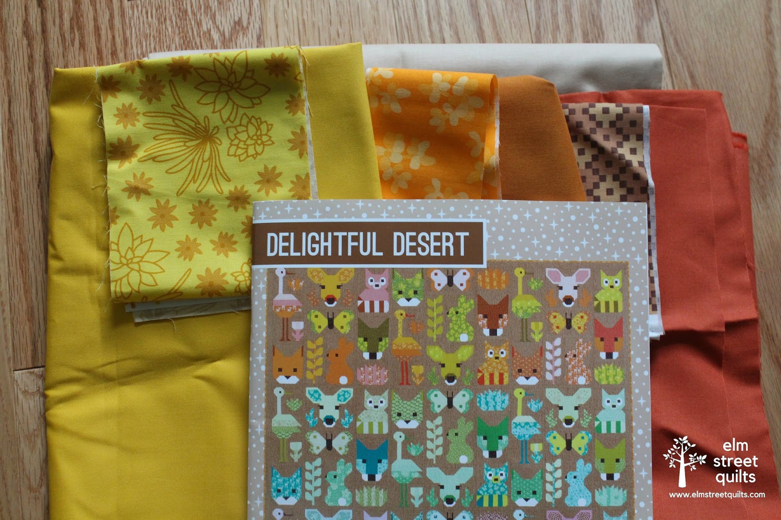 Baby Quilts.com Baby Quilt Delightful Desert Elm Street Quilts