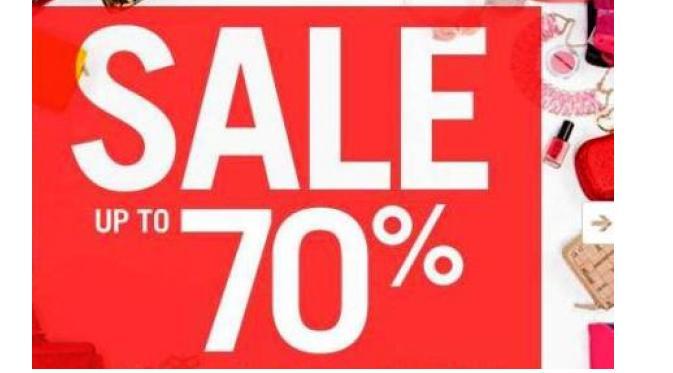 Hindari mall yang kasih diskon 70% ketika malam Nisfu Sya'ban