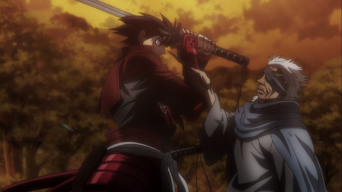 Drifters Subtitle Indonesia Episode 08