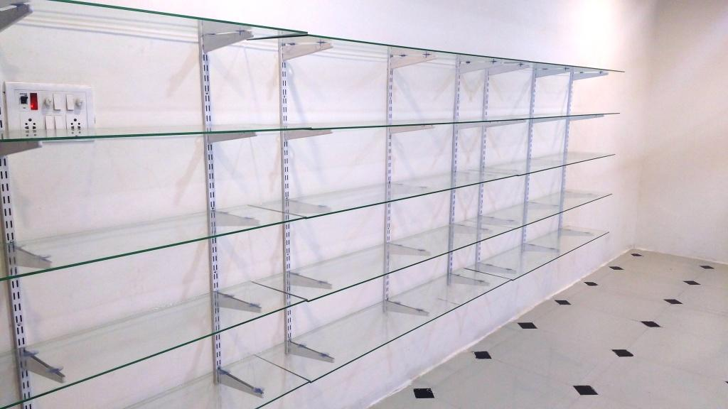 Learn New Things: Glass Rack Design for Shop, Home, Office ...