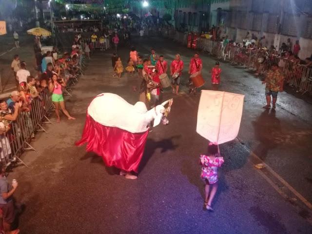 Prefeitura de Goiana realizou Carnaval multicultural