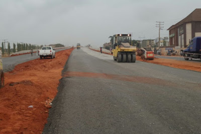 Obiano Flags Off  Oroma-Umudora-Umuikwu-Onono 18km Road Construction
