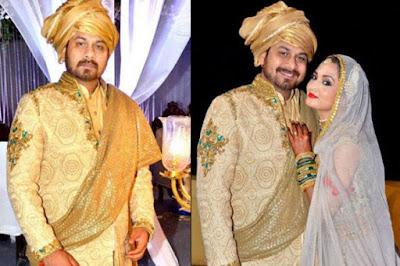 Faisal-Gajala-married