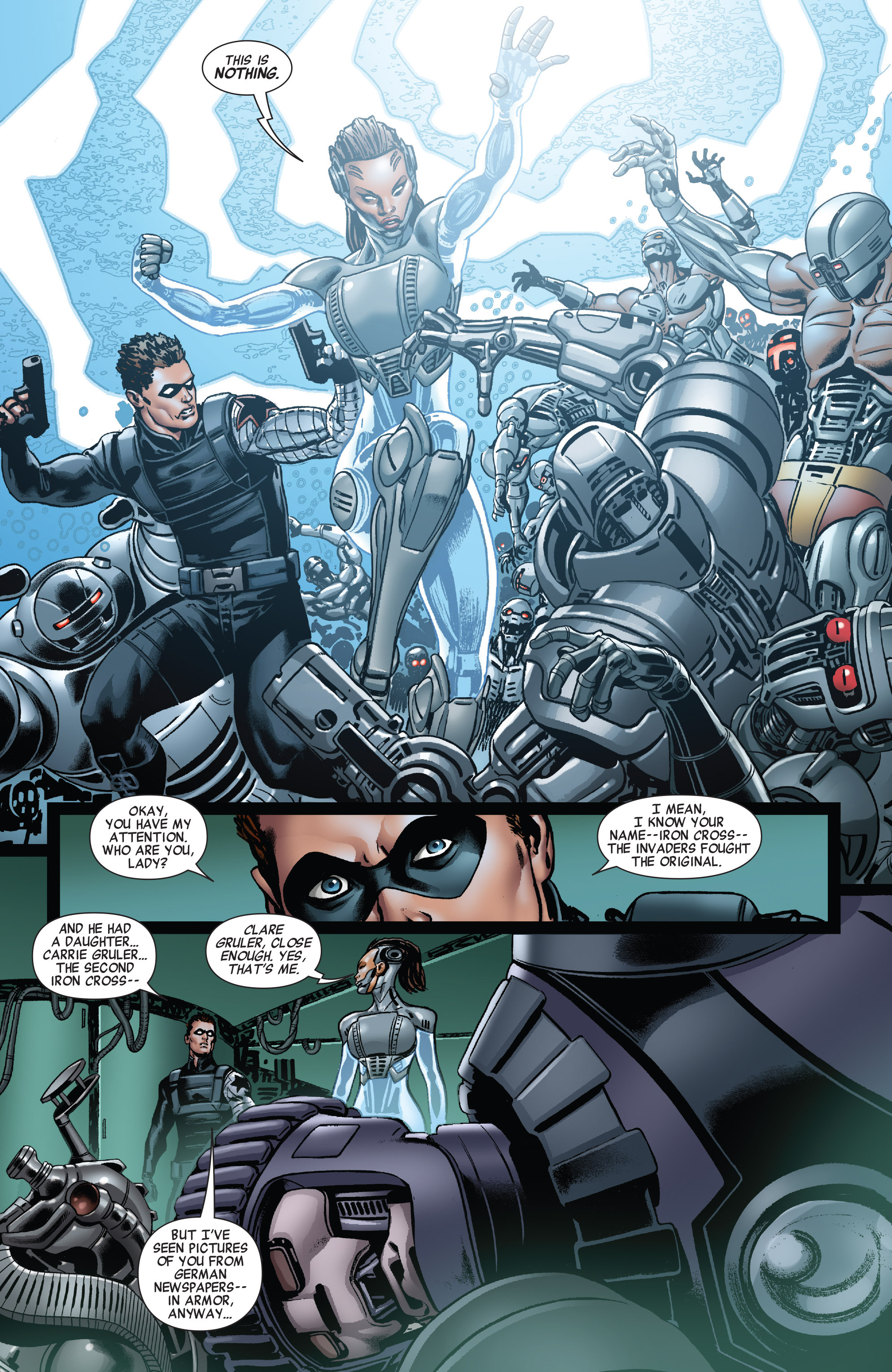 Read online All-New Invaders comic -  Issue #10 - 8