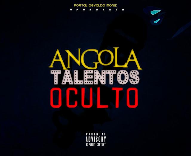 Osvaldo MOniz - Angola Talentos Ocultos (Álbum)