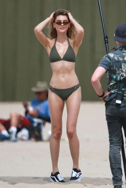 Stefanie Giesinger in Bikini