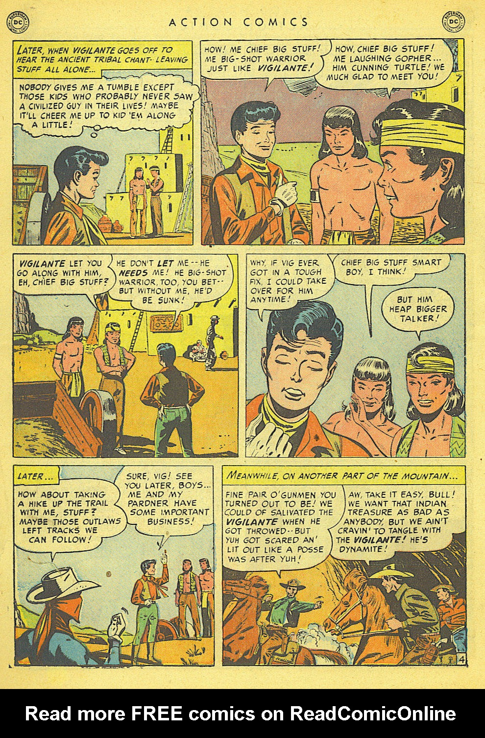 Read online Action Comics (1938) comic -  Issue #152 - 42