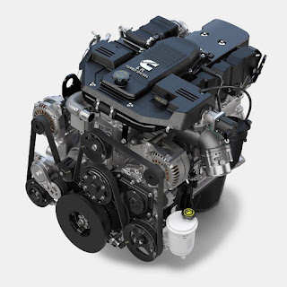 Ram 3500 Engine Specs