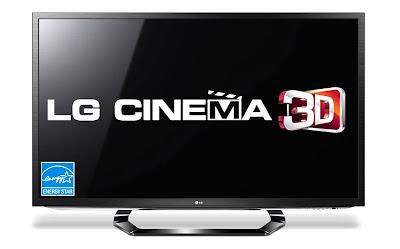 LG 3D Full HD Smart TV