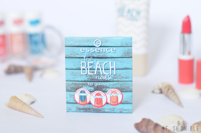 essence trend edition the beach house Tip Guides