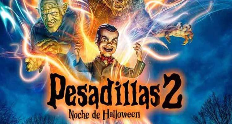 Crítica de Pesadillas 2: Noche de Halloween