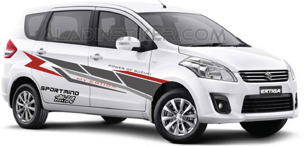 NEW!!! Sticker Stripping Custom untuk Variasi Mobil Ribuan ...