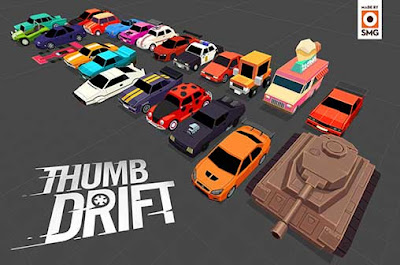 Thumb Drift – Furious Racing Mod Apk Download (unlimited money)
