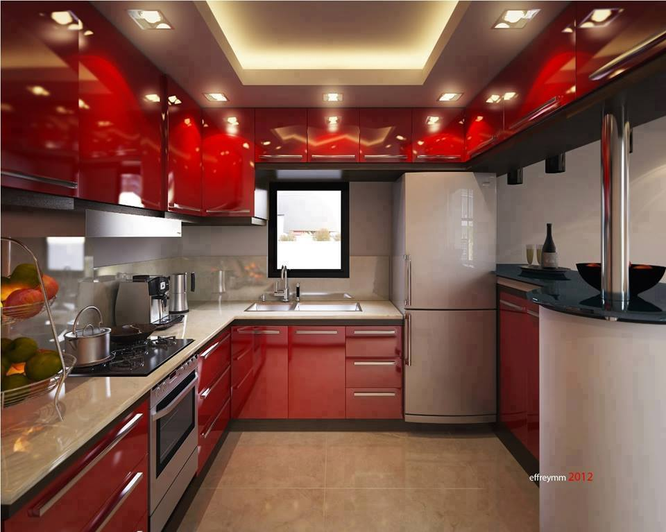 All Red Kitchen fantastic red kitchen designs that all world talks about - decor name