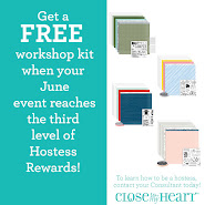 Free Workshop kit for Hostess*!