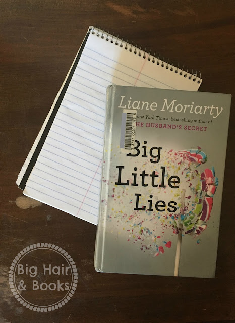 Big Little Lies is the perfect choice for Book Club!  #novel #bookclub #fiction #mustread