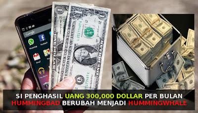 virus-hummingwhale-penghasil-uang