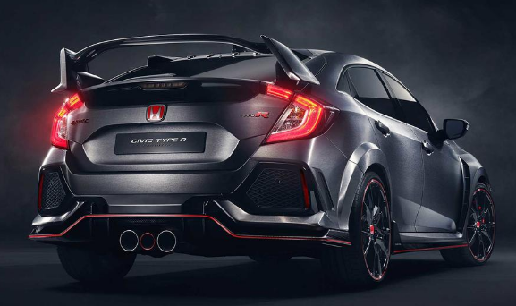 2018 Honda Civic Type R  Performance