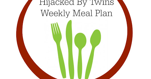 Holiday Weekly Meal Plan - #MealPlanningMonday 2018 Week 15