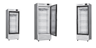 pharmacy refrigerators with glass door