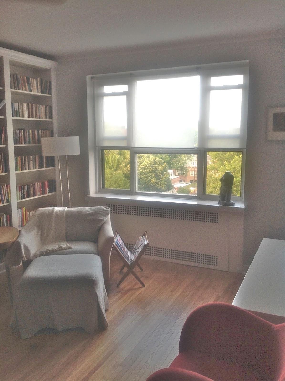 Ikea Hack: Cutting SKOGSKLÖVER and ENJE Roller Blinds to Fit Your Windows