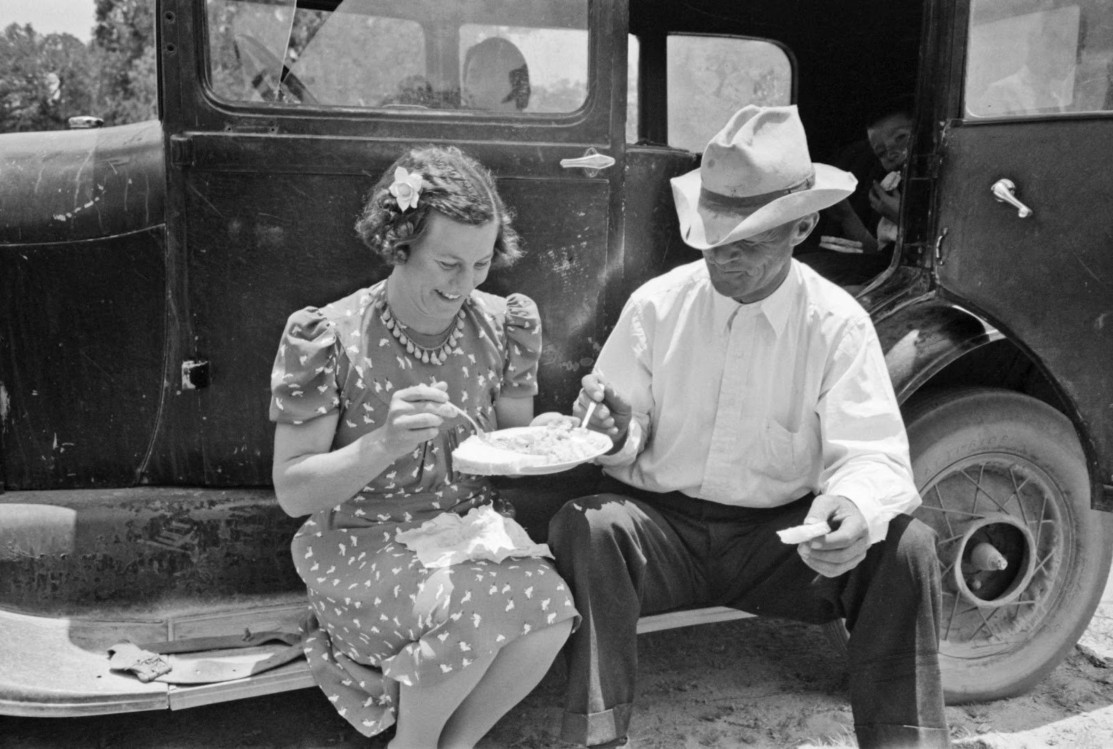 History In Photos Russell Lee Pie Town Black And White