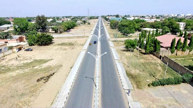 Lists of roads to be commissioned by Pres. Buhari in Kano state (Photos)