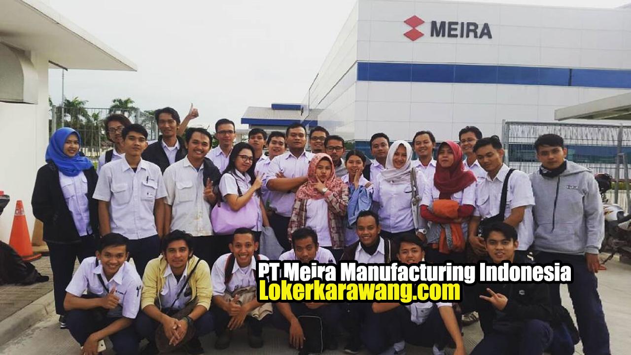 PT Meira Manufacturing Indonesia Karawang