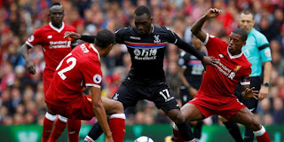 Crystal Palace vs Liverpool Live Streaming online Today 31.03.2018 Premier League