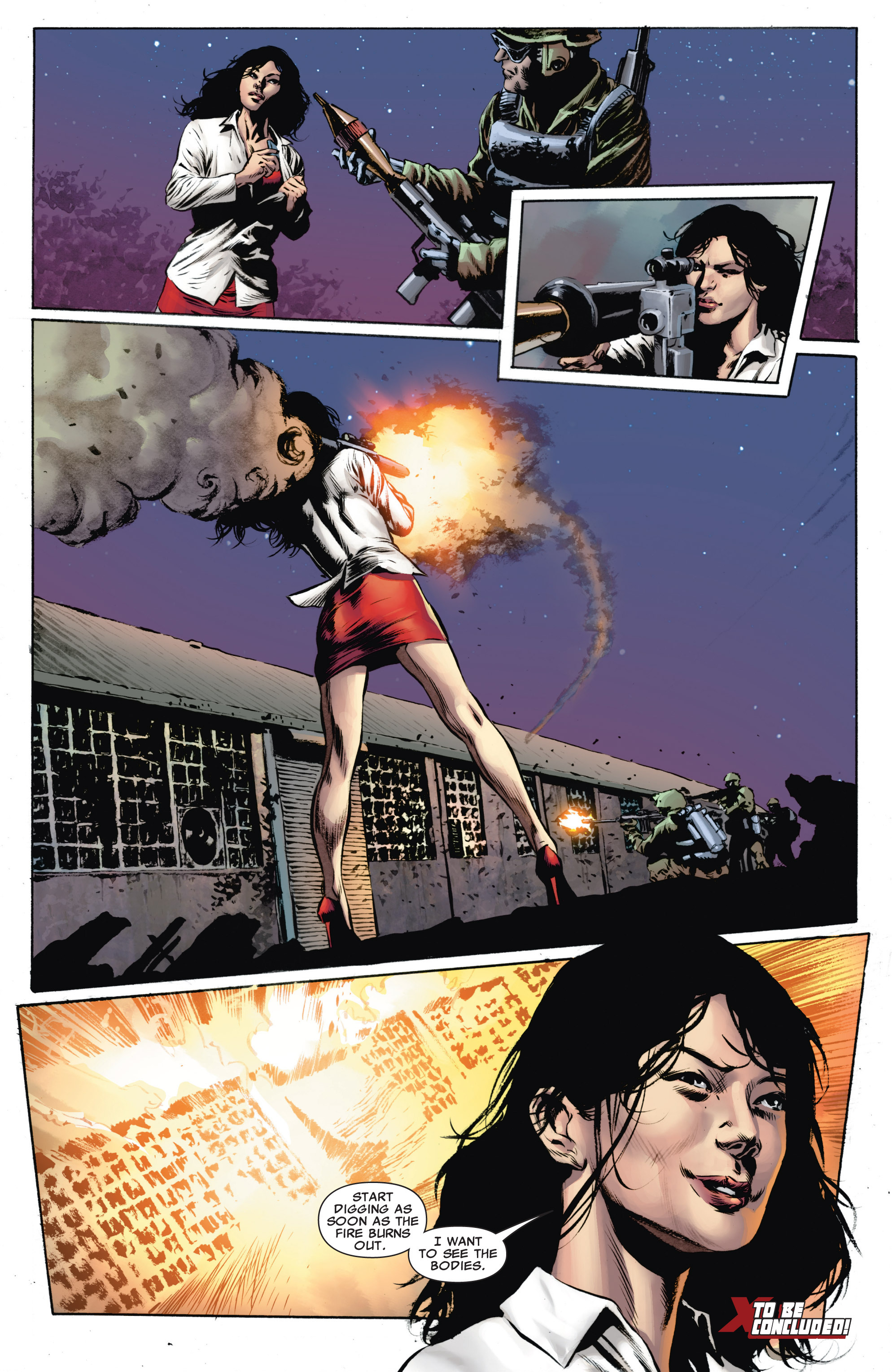 Read online Astonishing X-Men (2004) comic -  Issue #55 - 20