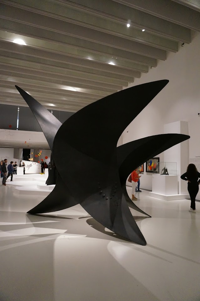 Alexander Calder - Musee Soulages