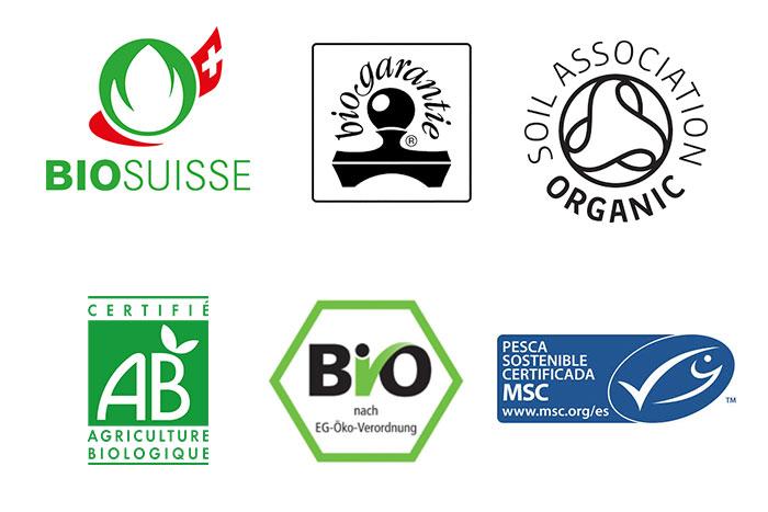 ¿Cómo reconocer un alimento orgánico o ecológico?