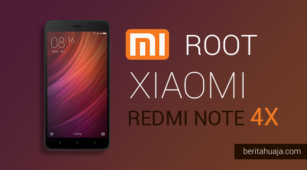 How To Root Xiaomi Redmi Note 4X And Install TWRP Recovery