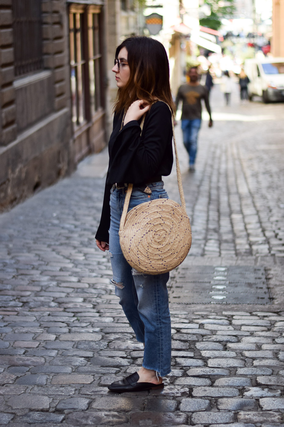 blog mode lyon outfit look fashion spring