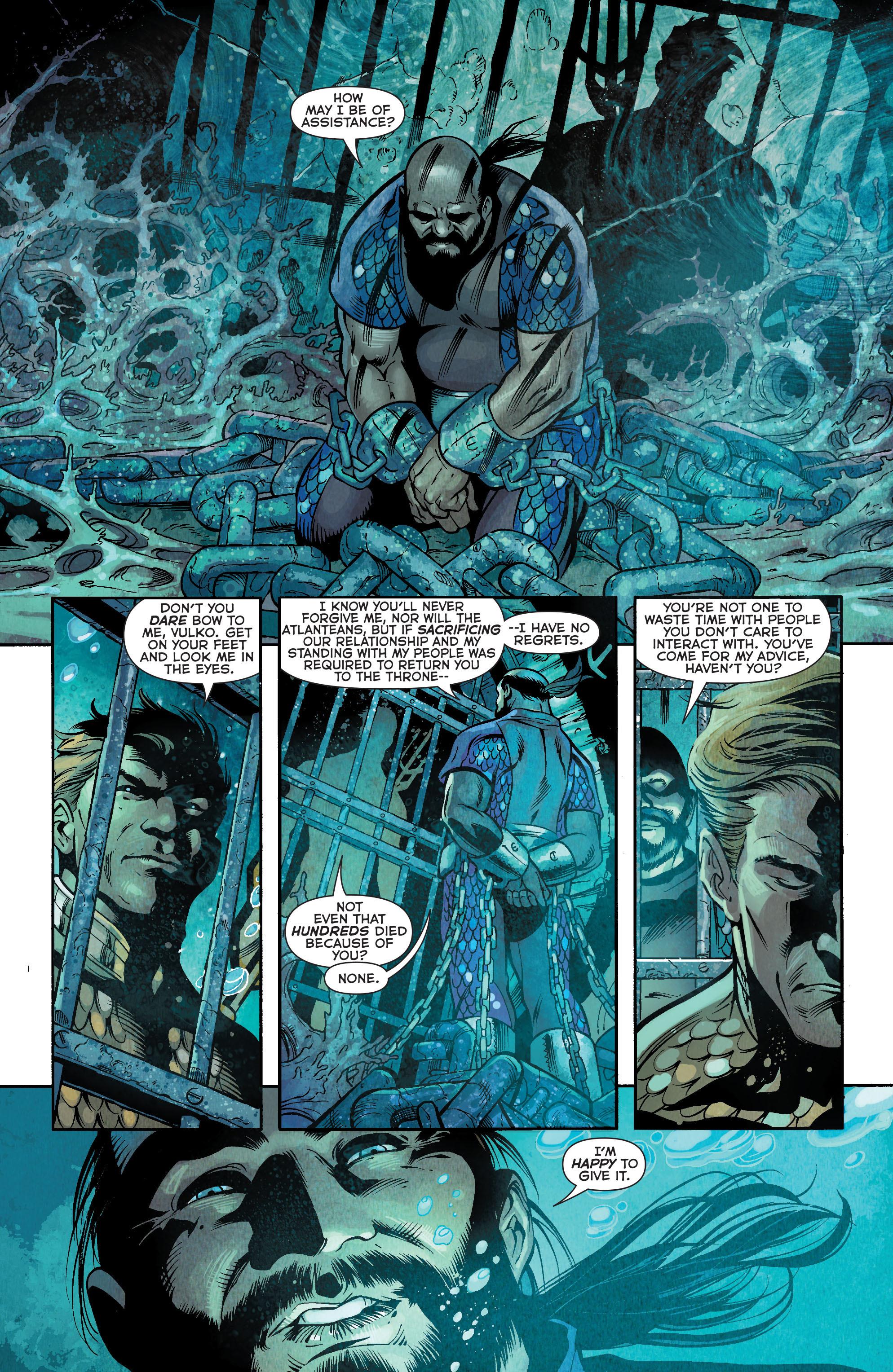 Read online Aquaman (2011) comic -  Issue #18 - 14